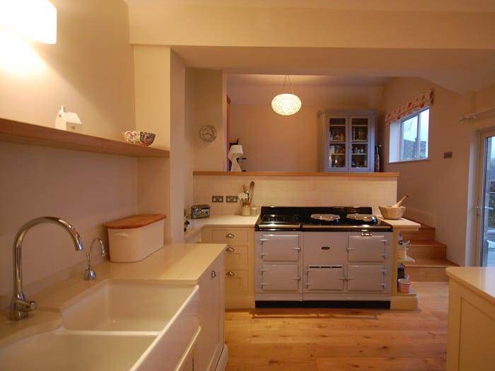 Fitted kitchen design patrick porter kitchens porter for Fitted kitchen designs