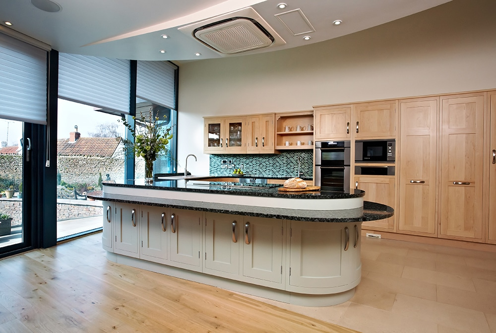 Modern architect design patrick porter kitchens porter porter interiors Bespoke contemporary kitchen design